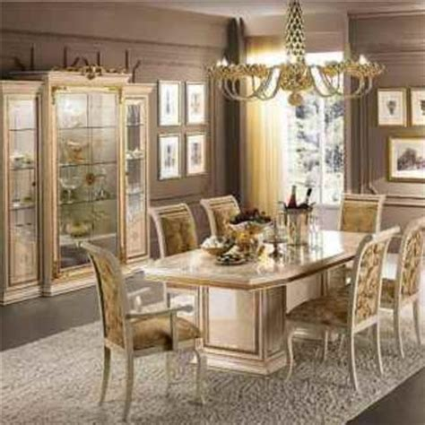 italian dining room tables classic modern italian dining