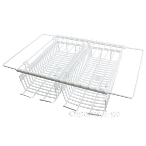 Fridge Wine Rack Shelf by 2 X Universal Fridge Shelf Holder White Plastic