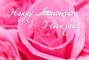 happy anniversary i love you