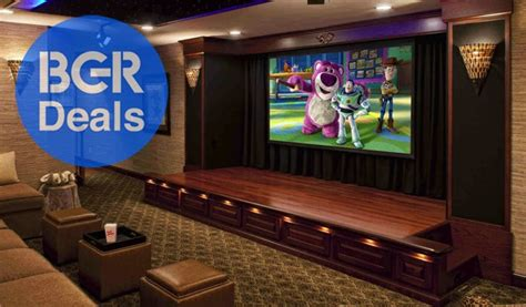 the home theater system of your dreams is finally