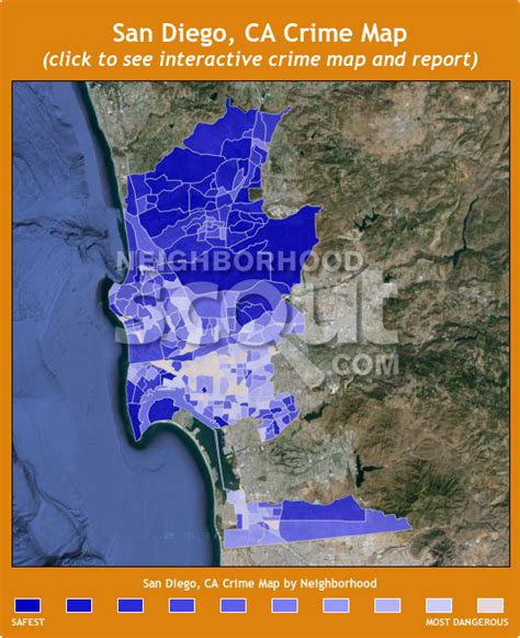 san francisco crime map 2015 san diego ca crime rates and statistics neighborhoodscout