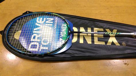 Raket Yonex Nanoray D3 Raket Saja racket badminton yonex dan li ning murah nanoray