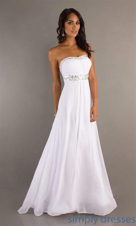 Longdress White white dress casual all dresses