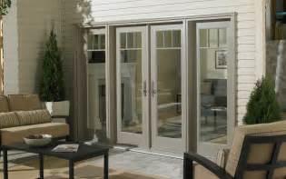 swing patio doors heritage home design