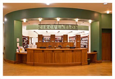 circulation desk reserves