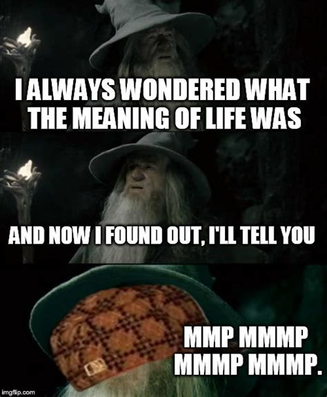 Definition Of A Meme - confused gandalf meme imgflip