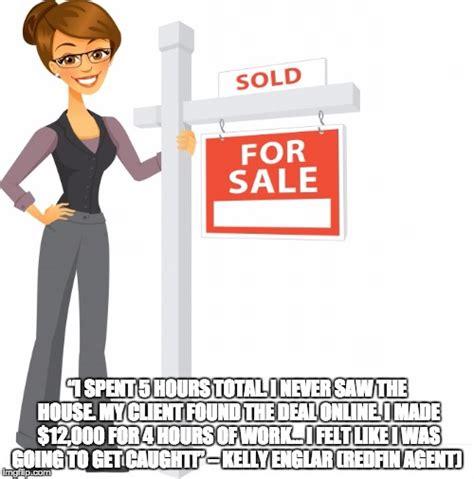 Real Estate Meme - redfin using digitization to flip the housing market