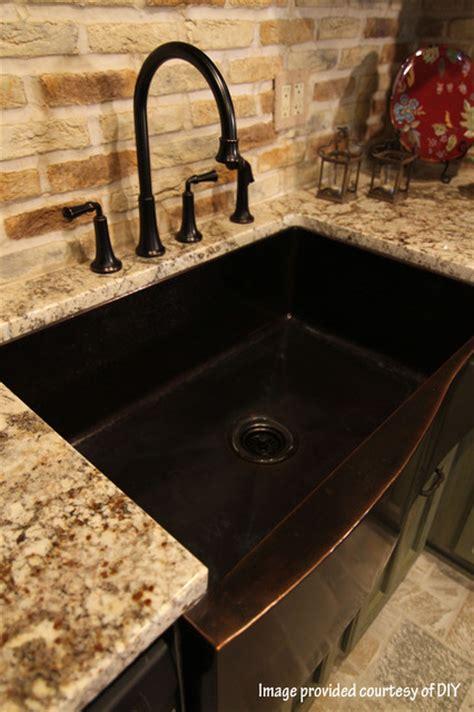 kitchen sinks austin tx wave on diy traditional kitchen austin by