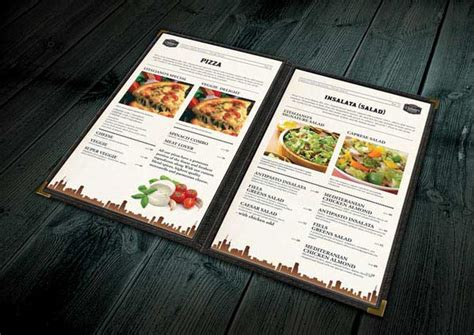 menu design explanation 45 inspiring exles of restaurant menu designs jayce