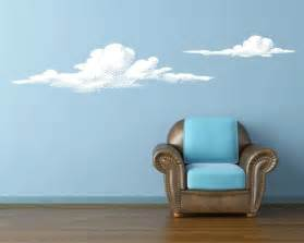 Wall Stickers Clouds Wall Decal Clouds Nature Sky Cloudy Weather By