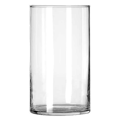 6 Cylinder Vase by 6 Quot Cylinder Vase Libbey Retail