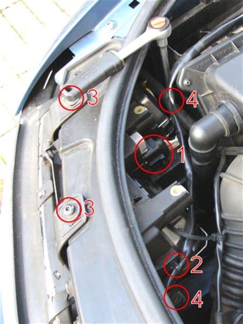 Audi A4 B5 Sto Stange Vorne Abbauen by Scheinwerferausbau Leuchtmittelwechsel B6 A4 Freunde