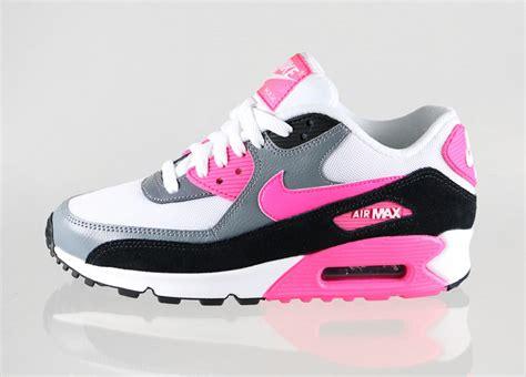 Nike Air Max Hello Black nike air max 90 pink and black lanarkunitedfc co uk
