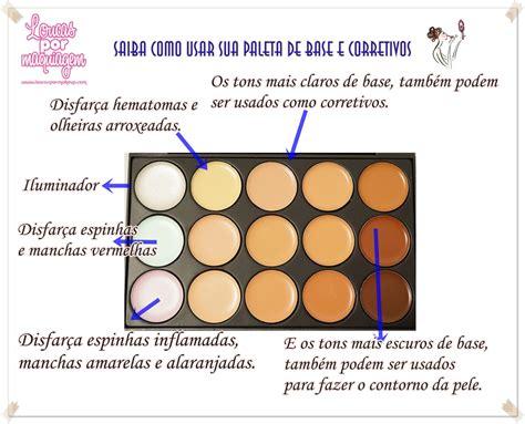 tutorial para usar nmap paleta 15 bases e corretivos tutorial de maquiagem e