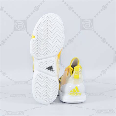 Adidas Adizero 2 0 adidas adizero ubersonic 2 0 s tennis shoes yellow