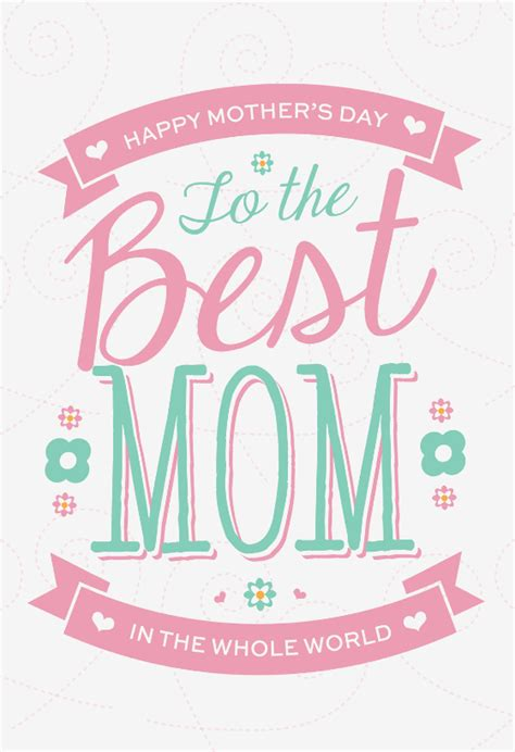 free christian mothers day card template for ms word pink floral free s day card greetings island