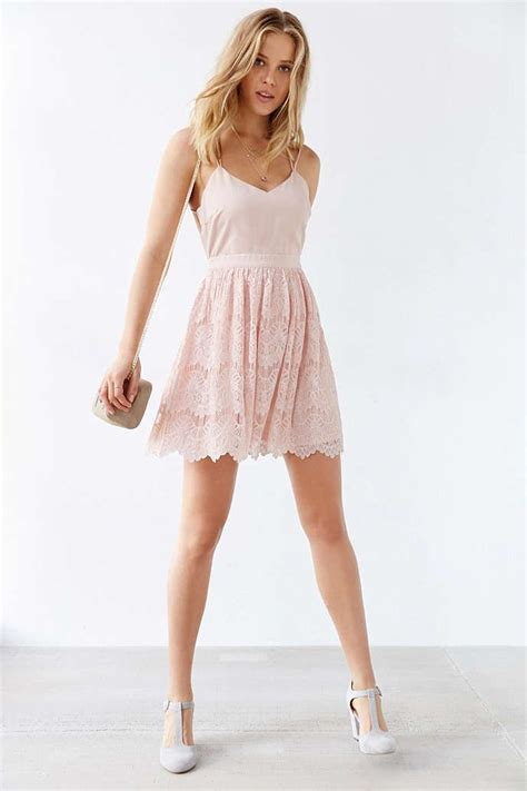 25 best ideas about pink summer dresses on