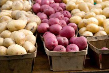 carbohydrates in potatoes are potatoes carbs healthy sf gate