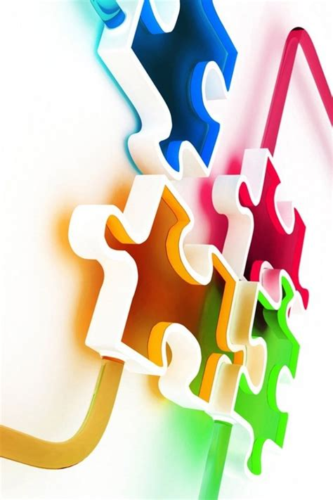colorful puzzle pieces colorful puzzle pieces colors