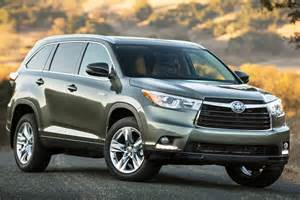new cars from toyota new 2016 toyota suv prices msrp cnynewcars