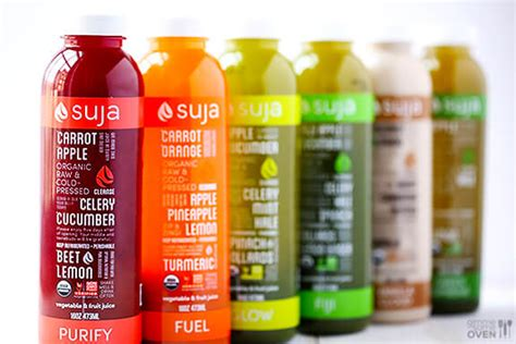 3 Day Juice Detox Uk Delivery by My 3 Day Suja Juice Cleanse Gimme Some Oven