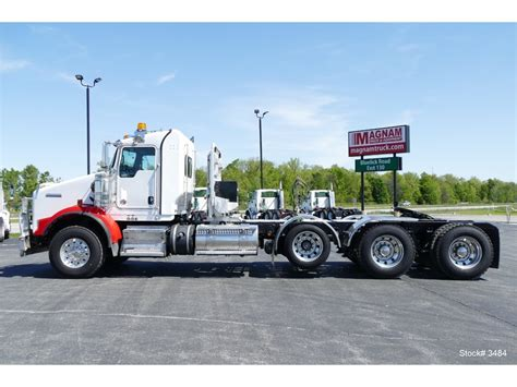 2016 kenworth for sale 2016 kenworth t800 for sale used trucks on buysellsearch