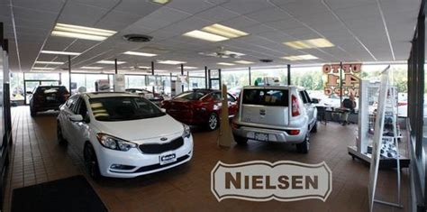 Kia Dealerships Michigan Nielsen Kia Hyundai Michigan City In 46360 3154 Car