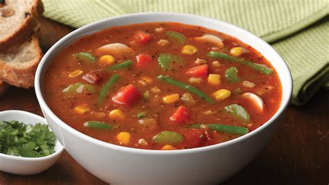 How To Make Garden Vegetable Soup Family Restaurant Soup Special