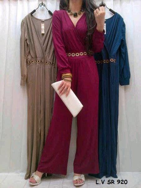 Maxy Salur Murah Trendy jumpsuit dress moezana pusat busana muslimah gamis dress dan aneka jilbab