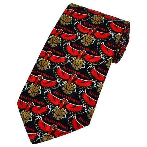 atlanta hawks basketball silk tie from ties planet uk