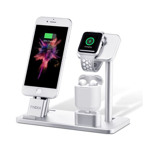 charging station stand  apple  iphone