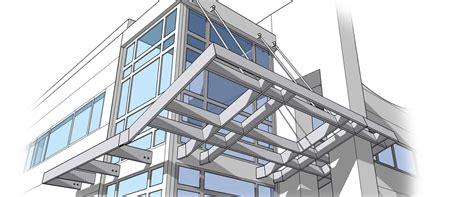 MASA Architectural Canopies: Custom Aluminum Store Awnings ...