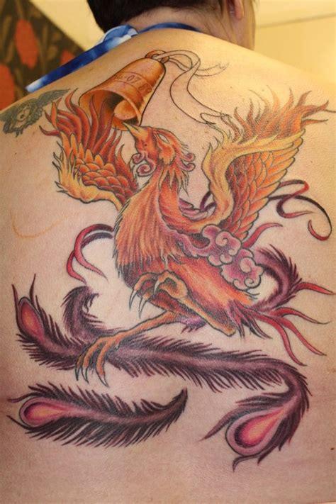 phoenix tattoo representation 35 phoenix tattoo designs and its symbolism meaning
