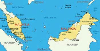 World Map Malaysia by Malaysia Map Political Malaysia Map Outline Blank