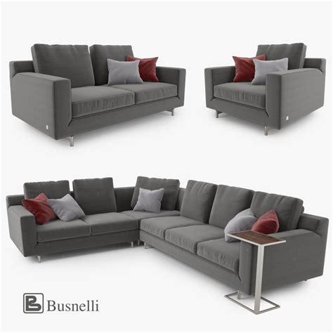 busnelli sofa 3d busnelli taylor sofa set