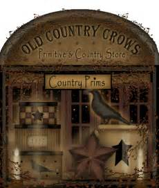 Country Primitive Home Decor country primitives country crafts crow decor country primitive