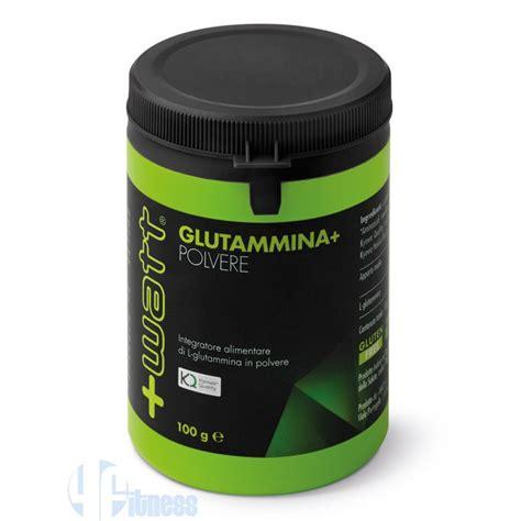 glutammina negli alimenti watt glutammina polvere aminoacidi e glutamina
