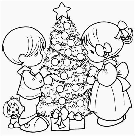 imagenes hermosas de navidad para colorear im 225 genes de navidad para colorear dibujos para ni 241 os