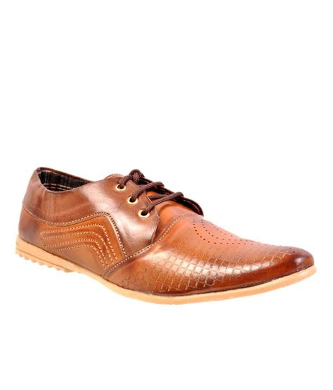 versoba brown cadialic casual shoes price in india buy