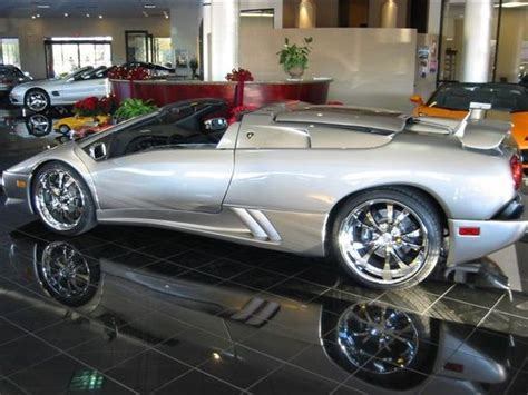 Lamborghini Diablo Vt Roadster For Sale Lamborghini Diablo Vt Roadster Photos 2 On Better Parts Ltd