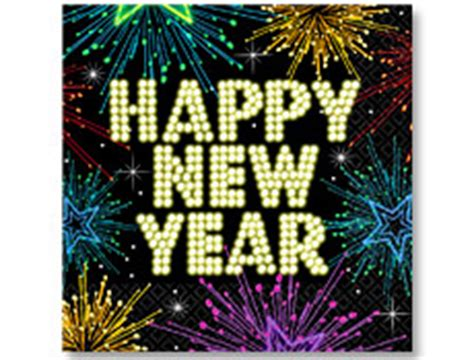 new year decoration names new year supplies and free name cards for