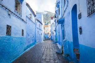 blue city morocco it s what draws visitors here to chefchaouen in the first place and