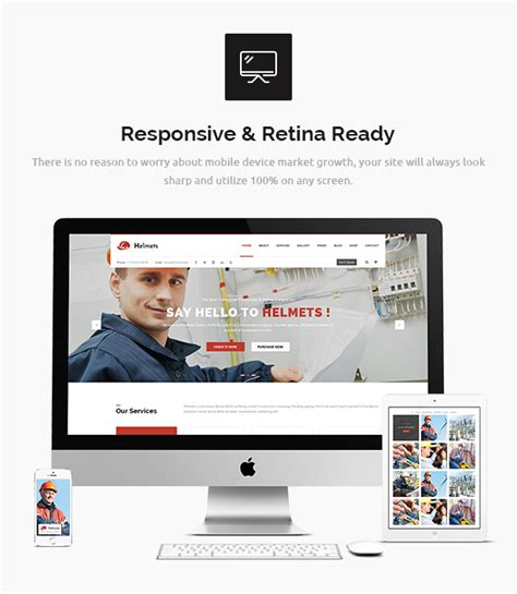 themeforest drupal 8 helmets drupal 8 theme for handyman by drupalet