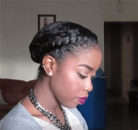 Protective Hairstyles For Transitioning Hair by Protective Hairstyles For Transitioning Hair Curly Hair