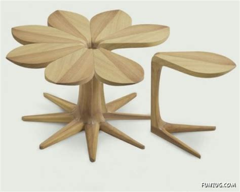 funzug com the prettiest furniture designs inspired by nature leaf chair table sofa tree