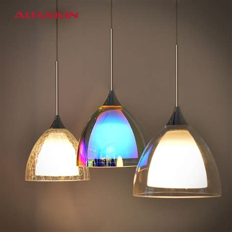 Luxury Pendant Lights Aliexpress Buy Alhakin Luxury Pendant Light For Dinning Table Hanging Lights Glass