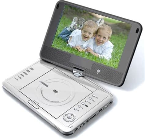 dvd player compatible divx format mustek mp100 portable widescreen 10 inch dvd player divx