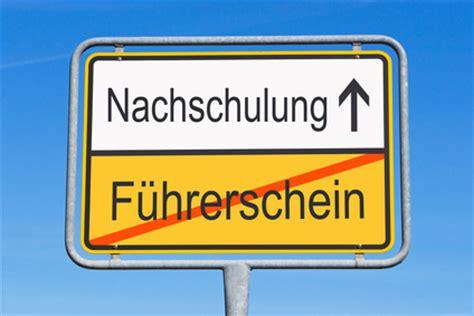 Probezeit Beim Auto by Probezeit F 252 Hrerschein Kritische Begutachtung Der