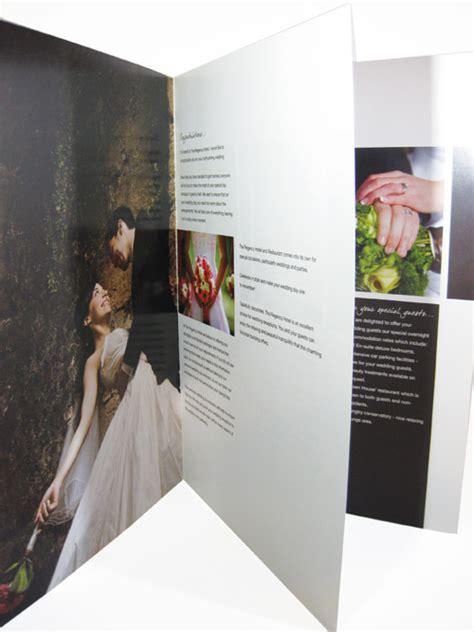 Wedding Reception Brochure by Cr Grafix Graphic Design Leicester Wedding Reception