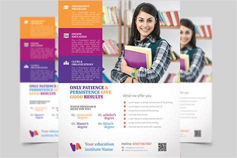 free educational flyer templates 50 education flyer templates free premium designs